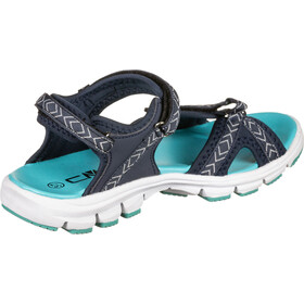 CMP Campagnolo Almaak Chaussures Femme, antracite/curacao